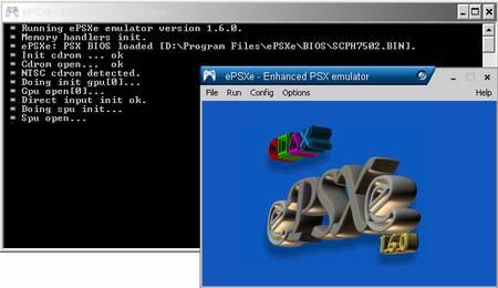 Główne okno emulatora