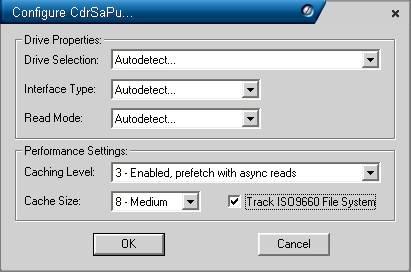 Podstawowa konfiguracja pluginu SaPu's CD-ROM
