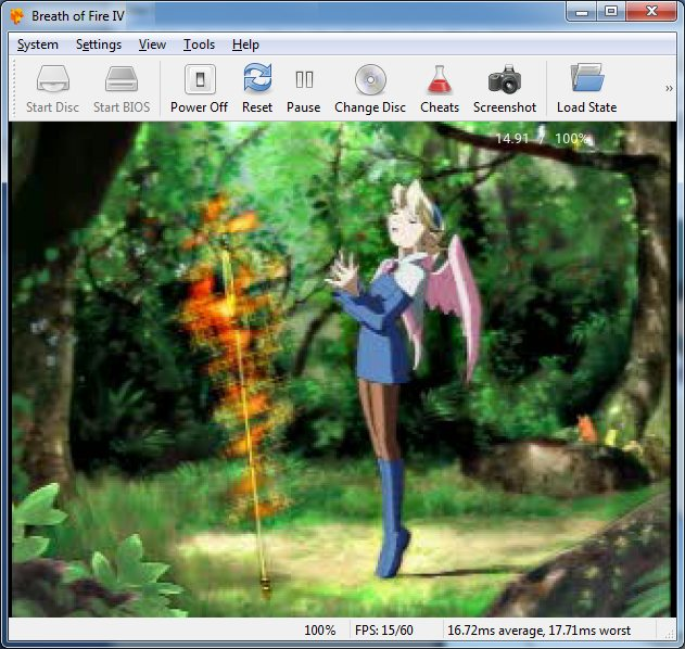 DuckStation emulator on Windows7