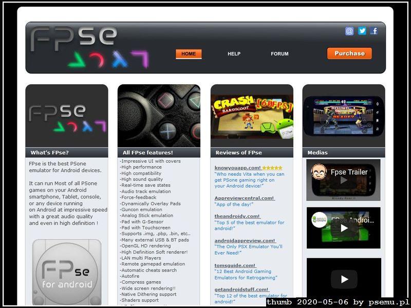 FPse Homepage