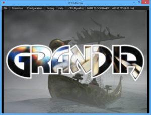 PCSX-Redux screen 006