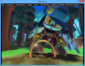 PCSX-Redux screen 005