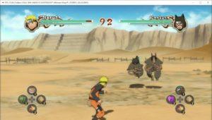 PS3 emulator running game #007