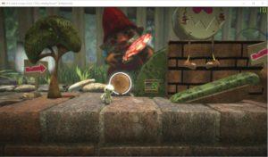 PS3 emulator running game #046