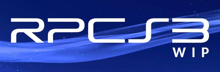 RPCS3 WIP logo