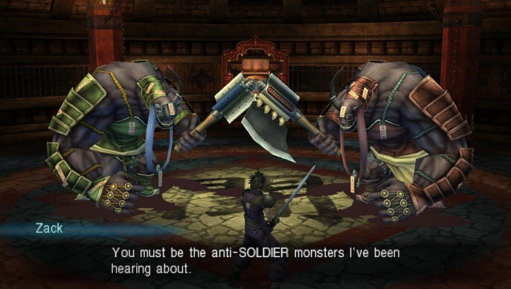 Final Fantasy on ppsspp emulator