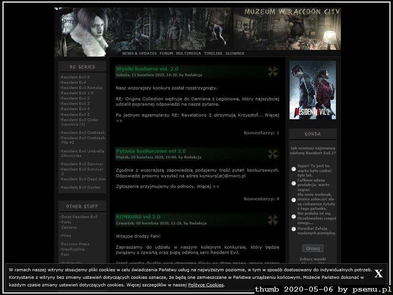Resident Evil HQ