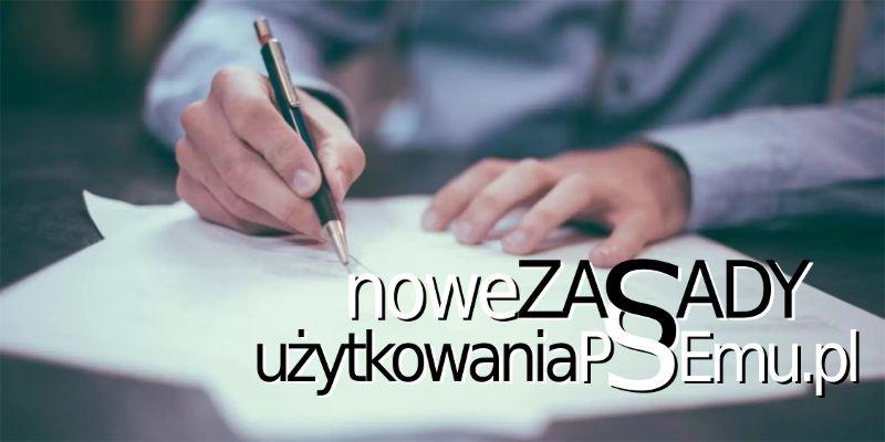 Zasady PSEmu.pl